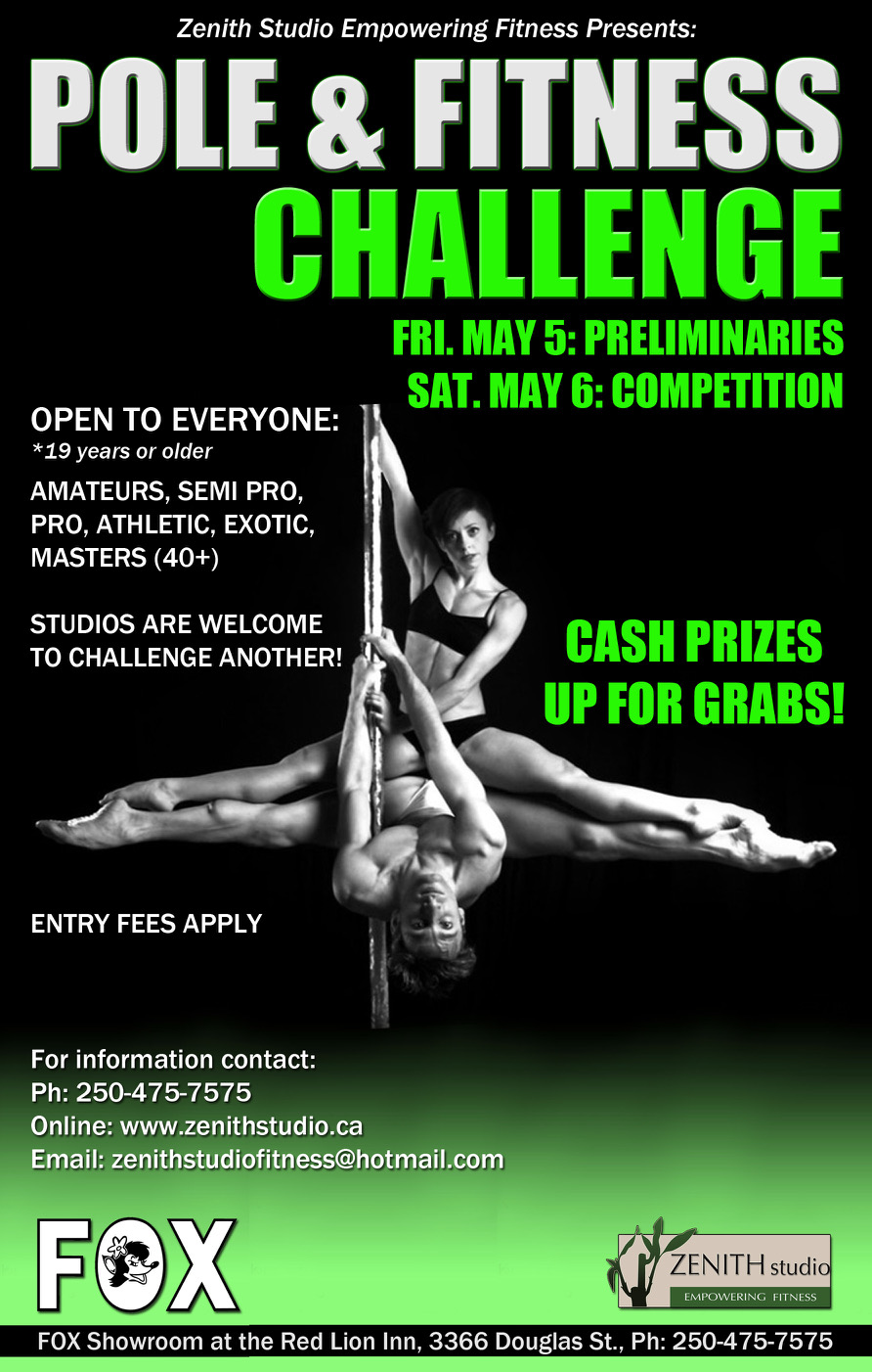 Pole & Fitness Challenge